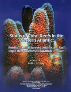 Results of Initial Surveys - Atlantic and Gulf Rapid Reef Assessment (AGRRA) ProgramAGRRA Status of Reefs 2003